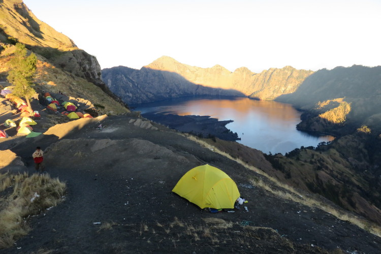 Save Rinjani project launched!